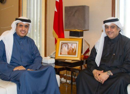 وزير شؤون الإعلام يستقبل أمين عام الملتقى الإعلامي العربي