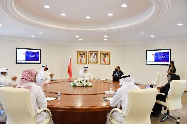 """وكيل وزارة الإعلام: تطبيق """"تلفزيون وإذاعة البحرين""""  متاح لجميع مستخدمي الأجهزة الذكية"""