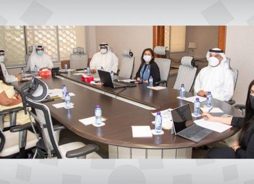 لجنة تكافؤ الفرص بوزارة الإعلام تعقد اجتماعها الثالث